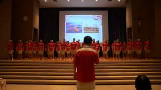 Ampar-Ampar Pisang ( Paul Widyawan ) - performed by Vox Angelorum Choir