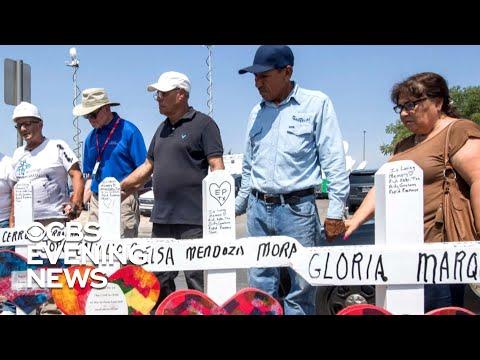 El Paso survivor shares horror of Walmart shooting