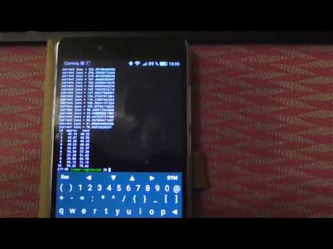 Torch (lua) On An Android Phone ( Termux Arch )
