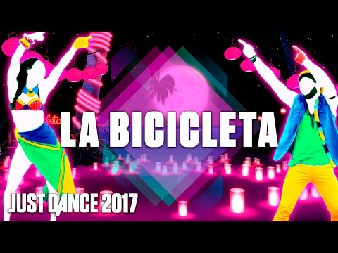 Just Dance 2017: La Bicicleta by Carlos Vives & Shakira – Official Track Gameplay [US]