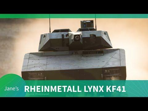 Lynx KF41 capability update (AUSA 2018)