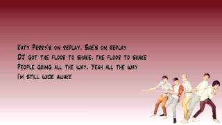 One Direction - Up All Night Karaoke (Karaoke Instrumental) NO BACKING VOCALS