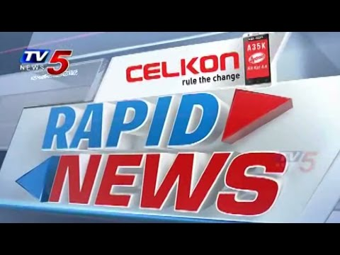 Rapid News | News from Both States 21.10.2014 : TV5 News