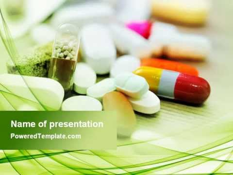 medical pills and tablets powerpoint template by youtube. Black Bedroom Furniture Sets. Home Design Ideas