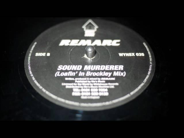 Remarc - Sound Murderer