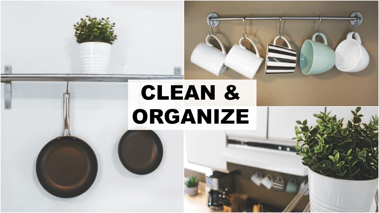 Declutter Your Kitchen | KonMari Method | Marie Kondo - YouTube