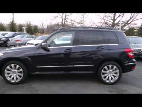 Certified 2011 Mercedes Benz GLK350W4 Fort Washington PA