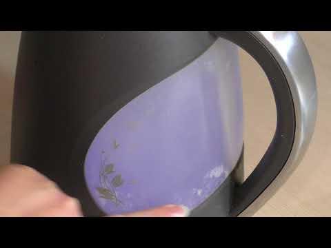 Как очистить чайник от накипи лимонной кислотой/ЛАЙФХАК
