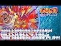 Naruto Online : Skillbreakthrough 8Tails Bee Gameplay! - Descoberta de Habilidades Bee Jinchuriki!