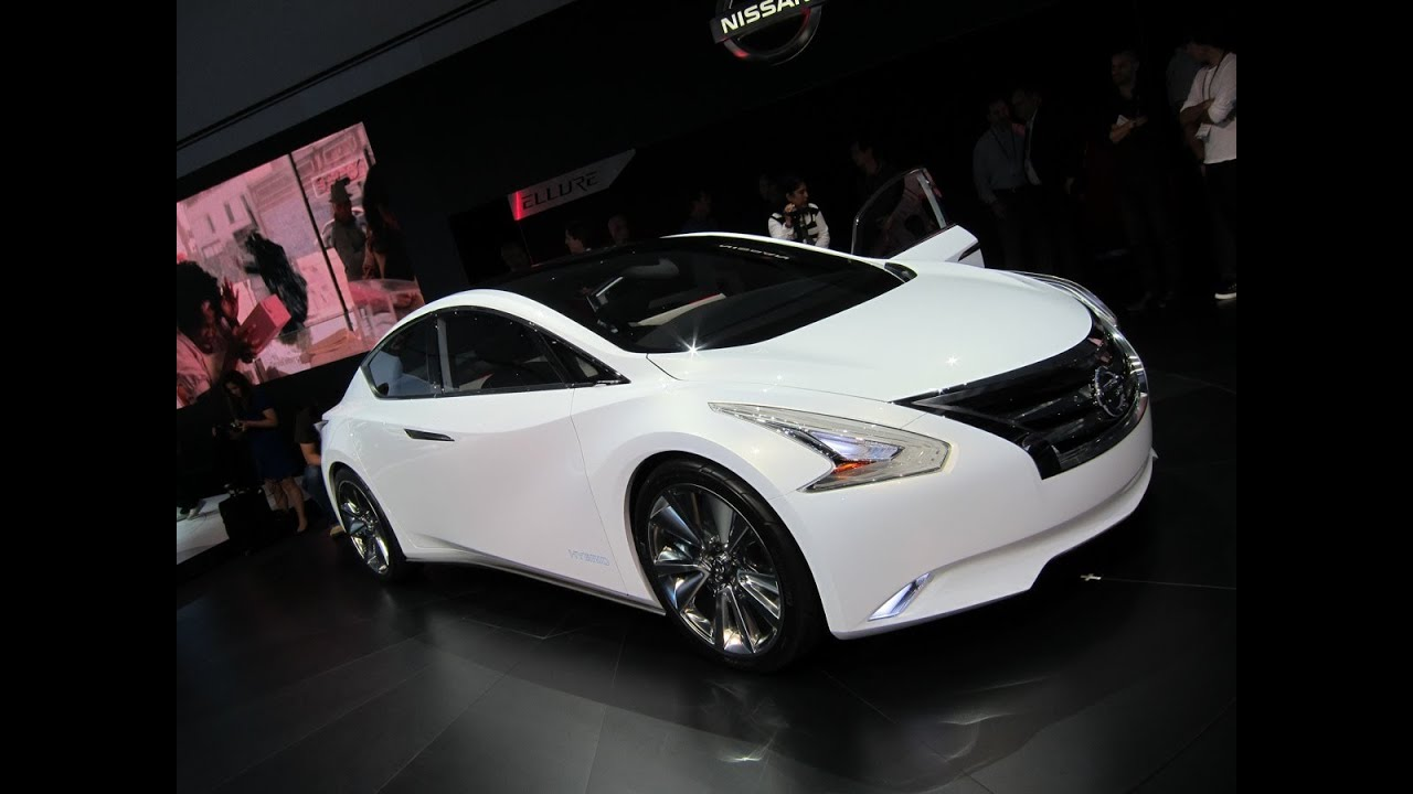 nissan maxima 2015 concept - youtube