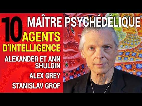 maître-psychédélique-#10-–-agents-d'intelligence-(3/3)-:-shulgin-–-alex-grey-–-stan-grof