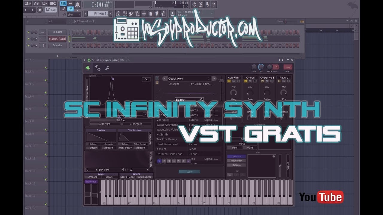 Plugin Gratis VST Gratis Free VST  Windows & Mac