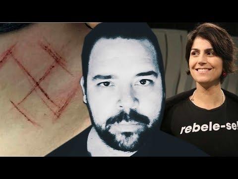 FakeNews Menina atacada por Neo Nazistas em Porto Alegre - Fake do Haddad