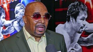 Leonard Ellerbe BREAKS DOWN Manny Pacquiao vs. Keith Thurman