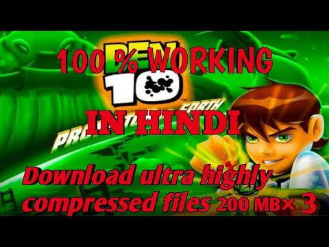 Download game ben 10 ppsspp high compressed download
