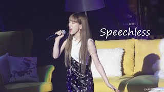 Download 191123 taeyeon speechless Mp3 and Videos