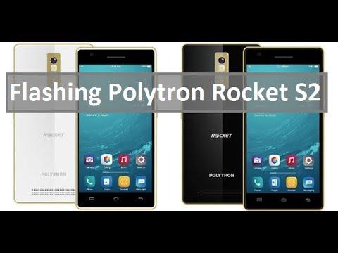 Flashing Polytron R2457 Rocket S2 #unbrick