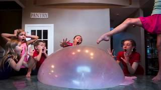 Biggest Slime Bubble EVER!