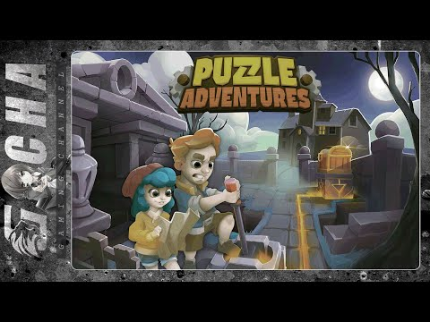 Puzzle Adventures: Solve Mystery 3D Riddles (EN) (Android) Gameplay Review #gacha #gachaid