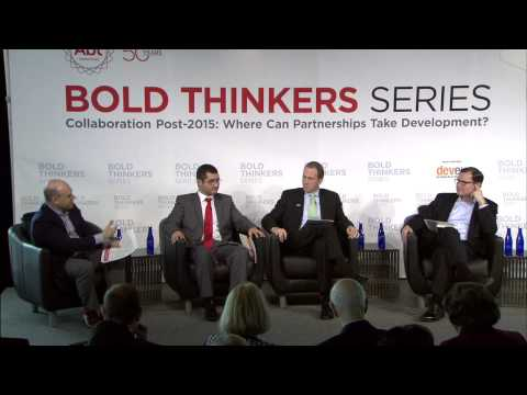 Collaboration Post-2015: Where Can Partnerships Take Development?