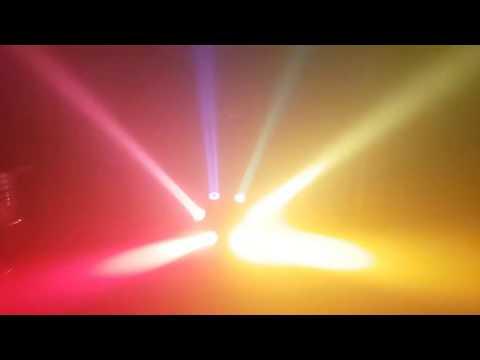 Vintage Licht Effekt PSL Rotostar