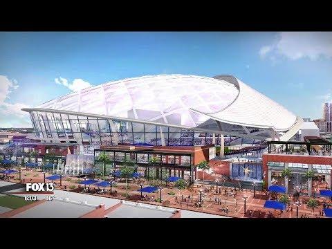 Anjali Queen B - Hillsborough County's Tentative Financing for New TB Rays Stadium in Ybor