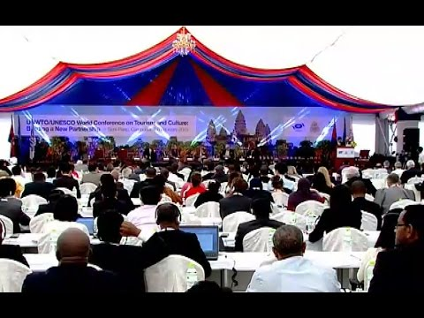 UNWTO/UNESCO World Conference on Tourism and Culture 05/02/2015 (2)