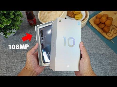 108MP.. XIAOMI MI 10 5G INDONESIA 🔥