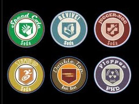 Image Result For All Zombie Perks