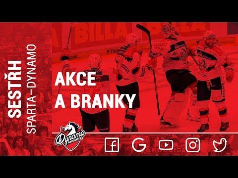 SESTŘIH | 2017/2018, 14. kolo: HC Sparta Praha – HC Dynamo Pardubice