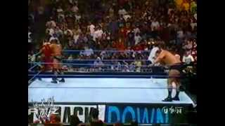 WWF Smackdown The Rock vs The Big Show vs Kane vs Undertaker vs Mankind