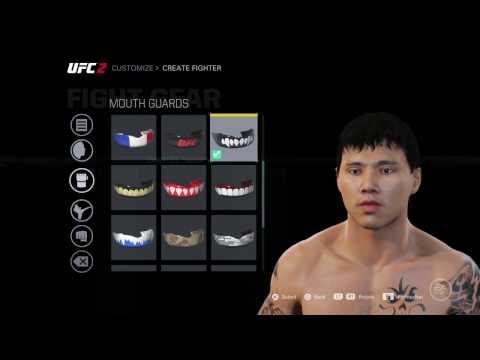 UFC 2: Create A Fighter