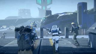 Planetside 2 - VDV cinematic