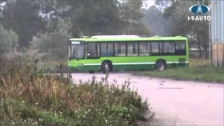 Xe Buýt do Công ty ô tô 1-5 sản xuất