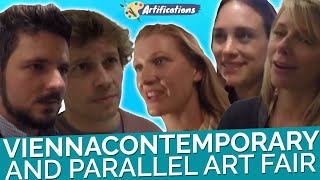Artifications: S2: E3: ViennaContemporary and Parallel Art Fair.