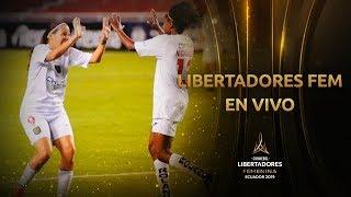 Partido Completo | Club Ñañas (ECU) vs. Libertad Limpeño (PAR) - CONMEBOL Libertadores Femenina
