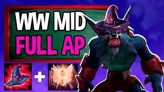 ¡Esto es demasiado divertido! | Warwick MID FULL AP