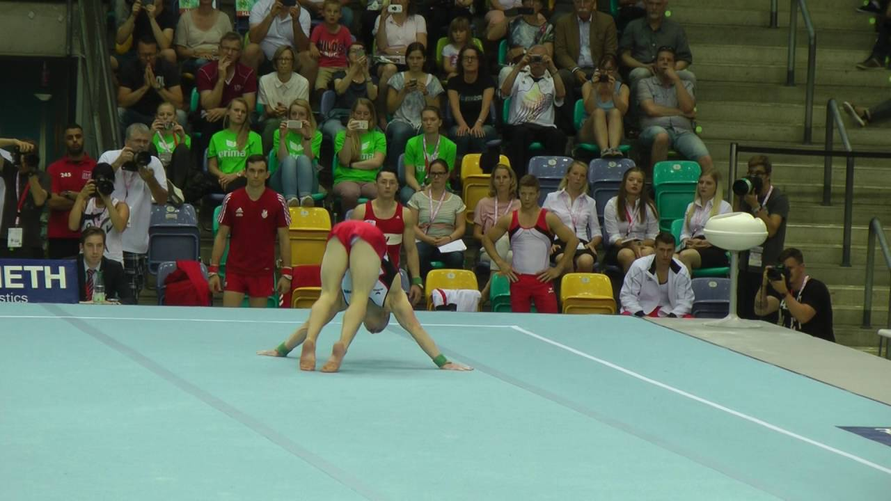 boden fabian hambüchen olympiaqualifikation 2016 ffm - youtube