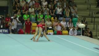 Boden Fabian Hambüchen Olympiaqualifikation 2016 FFM Video