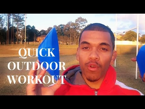 Quick Outdoor Workout For Weight Loss