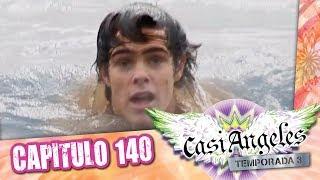 Casi Angeles Temporada 3 FINAL Capitulo 140 EL PRINCIPITO
