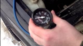 Самодельный топливный манометр на ВАЗ