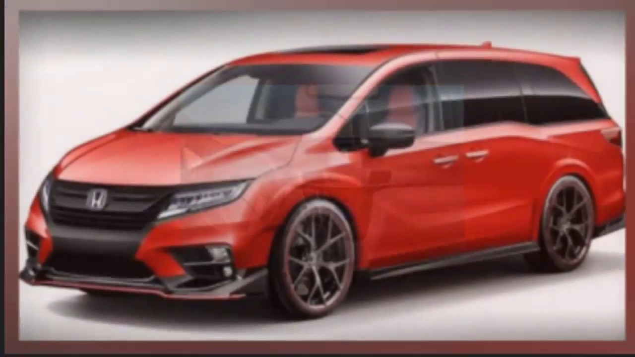 2020 Honda Odyssey Type R Review Release Date Youtube