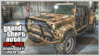 The New King of Off-Roading in GTA 5 Online (GTA 5 Doomsday Heist DLC The Best Off-Road Car Ever)