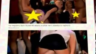 Дочь президента Чехии попалась на участии в секс-веч...