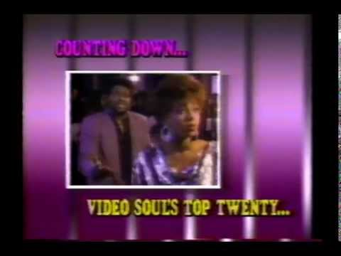 BET September 1986 Video countdown and the star of the week