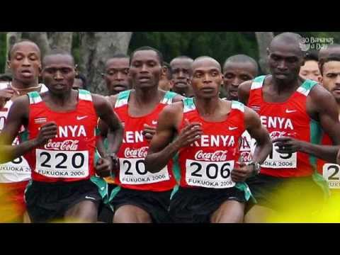 Running Tips For Weight Loss - Low Carb Diets or Kenyan Corn Diet?