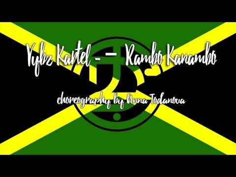 DLC || Vybz Kartel - –  Rambo Kanambo || Choreography by Anna Todanova