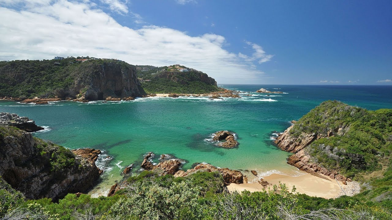 South Africa Travel Knysna Featherbed Park