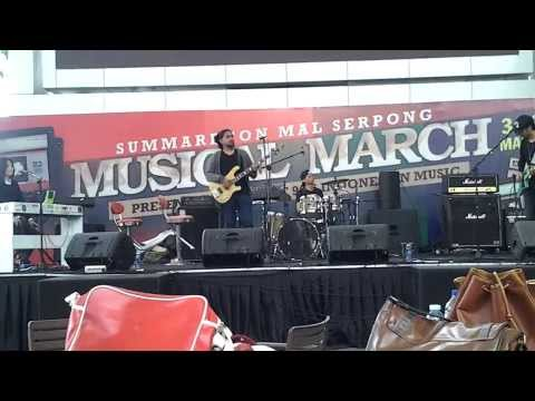 ORCA - Abu's Coming Home (Live at Summarecon Mal Serpong)